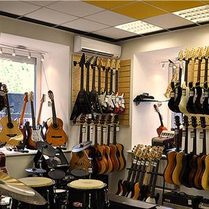 Музыкальные магазины Козьмодемьянска
