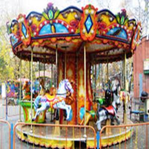 Парки культуры и отдыха Козьмодемьянска