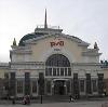 Железнодорожные вокзалы в Козьмодемьянске