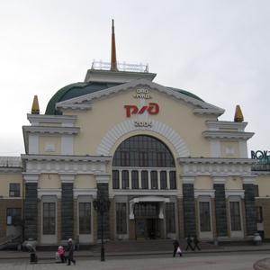 Железнодорожные вокзалы Козьмодемьянска